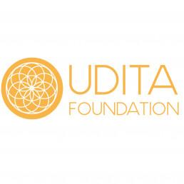 Udita Logo Orange Icon